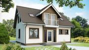 Проект и Смета для строительства дома,  коттеджа,  бани!