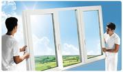 Качественные ПВХ окна,  не дорого.Рассрочка.Гарантия