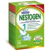 Сухая адаптированная молочная смесь Nestogen 1 (700г)