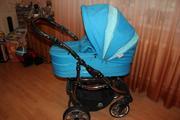 Продам детскую коляску-трансформер 2 в 1