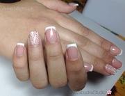 Макияж,  наращивание ногтей,  гель-лак( маникюр-педикюр)