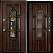 Входные и межкомнатные двери,  козырьки. Скидки от 10%