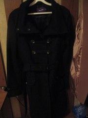 Фирменное пальто на весну