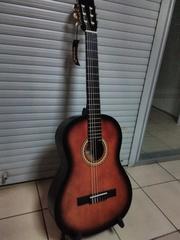 Классическая гитара Valencia VC-204 санбёрст