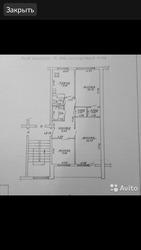 Сдам комнату в 3х кв в центре