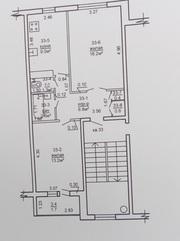 Продам 2-х комнатнаю квартиру