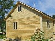 Построим деревянный Дом и баню из бруса на заказ. Сморгонь