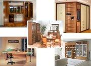 Корпусная мебель по индивидуальному дизайн-проекту