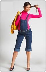 широкий ассортимент одежды для будущих мам